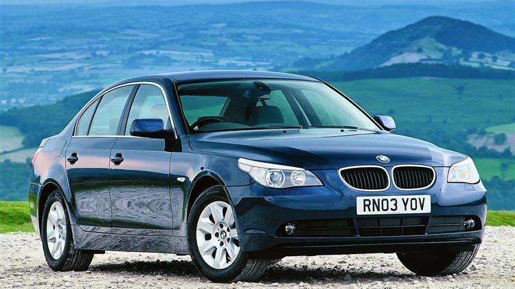 Bmw 5 Series 2003 2010 Used Car Review Car Review Rac Drive