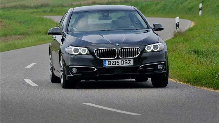 Bmw 5 Series 2013 2016 Used Car Review Car Review Rac Drive