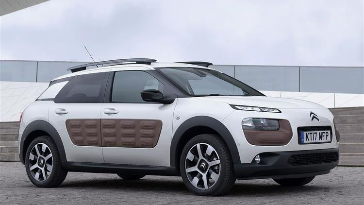 Citroen C4 Cactus >> Citroen C4 Cactus 2014 2018 Used Car Review Car Review