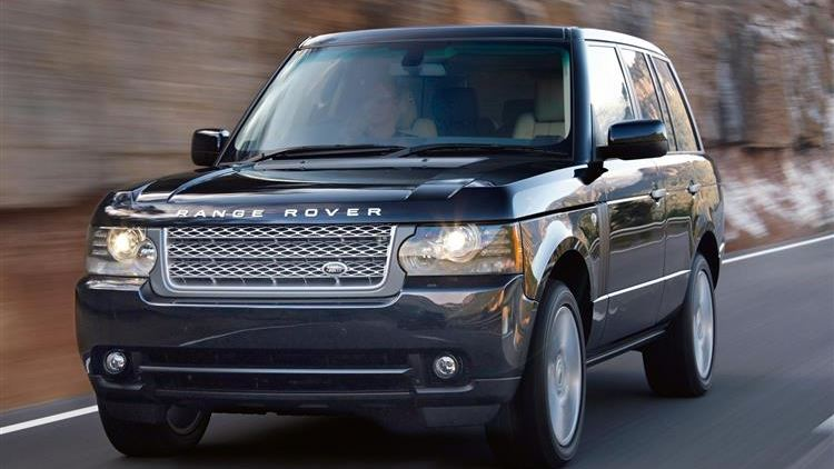 Land Rover Range Rover Mkiii 2010 2012 Used Car Review Car