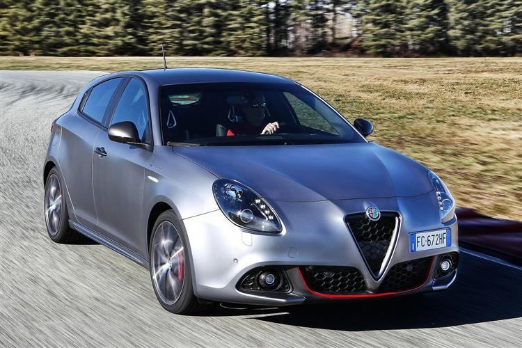 Alfa Romeo Giulietta 2.0 JTDM-2 170 Veloce 5dr TCT [Nav] image 2