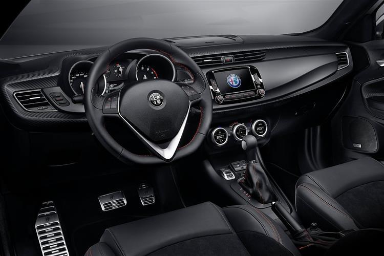 Alfa Romeo Giulietta 2.0 JTDM-2 170 Veloce 5dr TCT [Nav] image 7