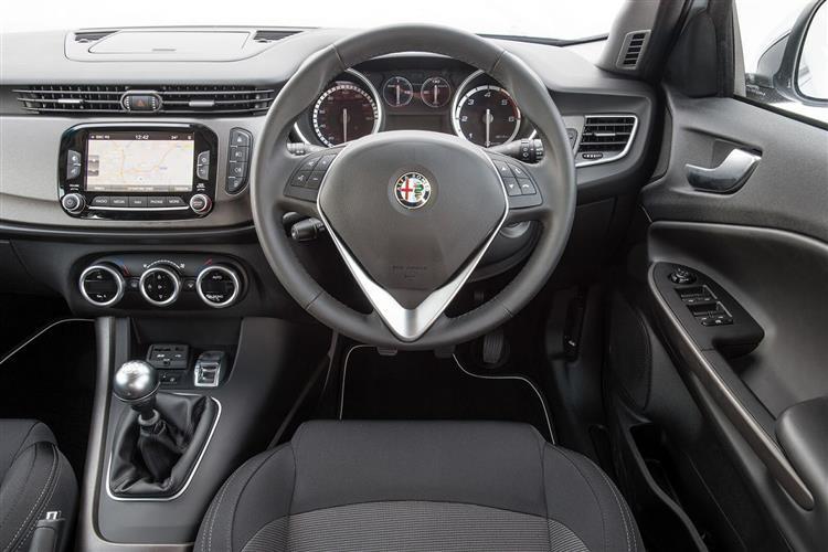 Alfa Romeo Giulietta 1.4 TB MultiAir Speciale 5dr TCT image 6