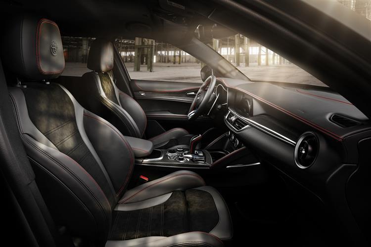 Alfa Romeo Stelvio 2.0 Turbo 280 Veloce 5dr Auto image 6