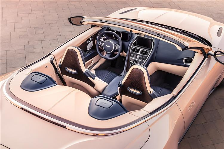 Aston Martin DB11 Volante - The return of the ultimate sports convertible GT image 7