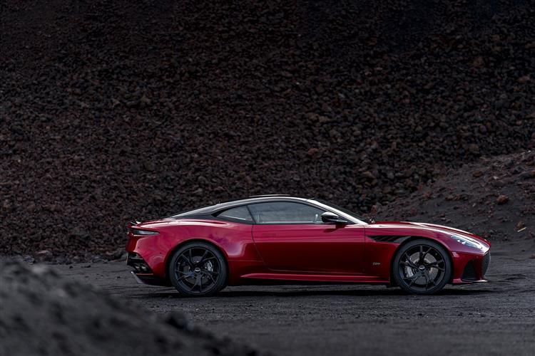 Aston Martin DBS V12 Superleggera Touchtronic image 2