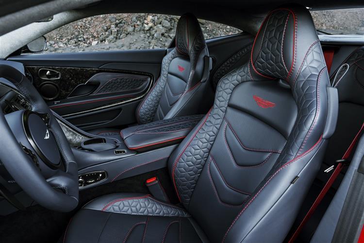 Aston Martin DBS V12 Superleggera Touchtronic image 8