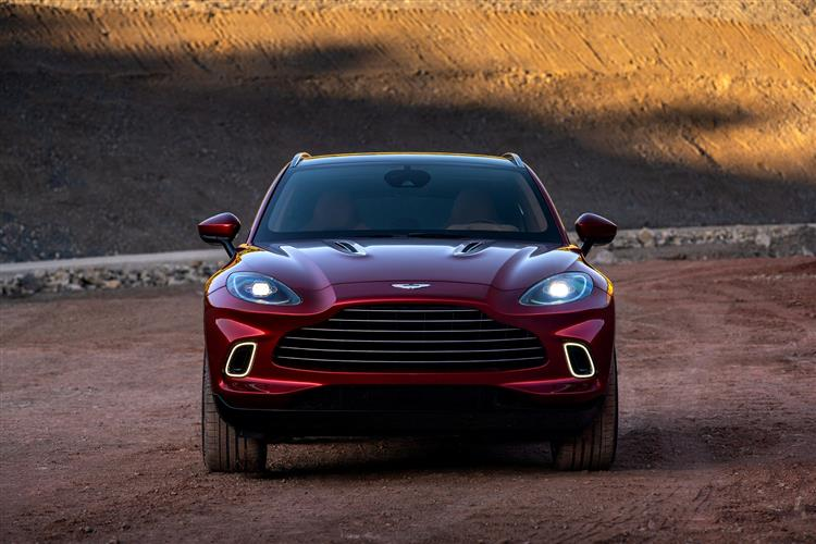 Aston Martin DBX - Beautiful Is Relentless image 3