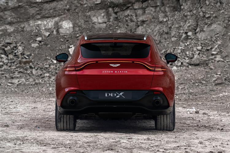 Aston Martin DBX - Beautiful Is Relentless image 4