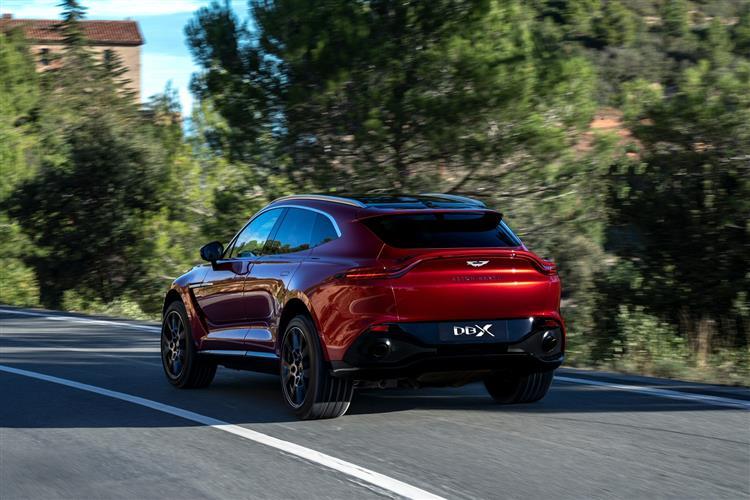 Aston Martin DBX - Beautiful Is Relentless image 8