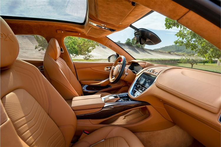 Aston Martin DBX - Beautiful Is Relentless image 10