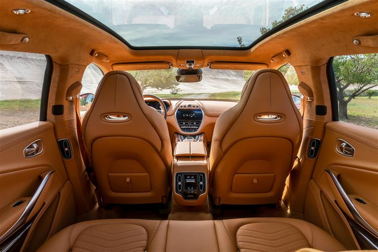 Aston Martin DBX - Beautiful Is Relentless image 11