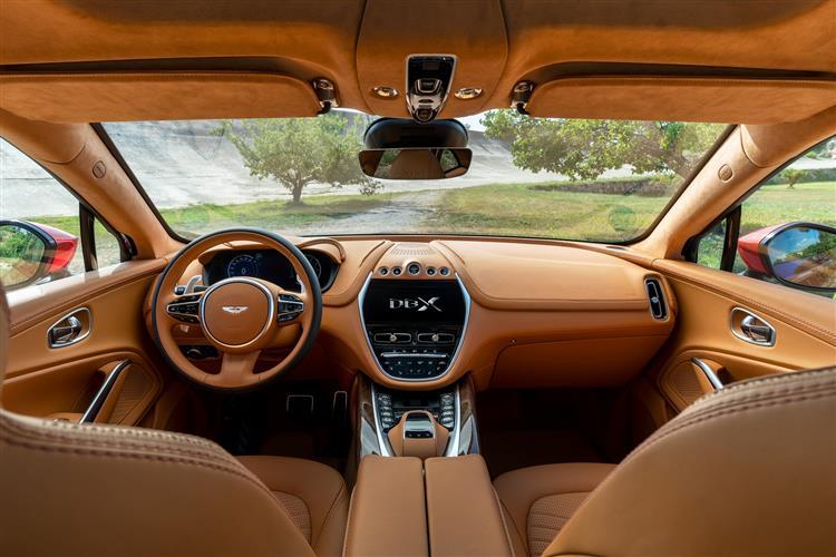 Aston Martin DBX - Beautiful Is Relentless image 12