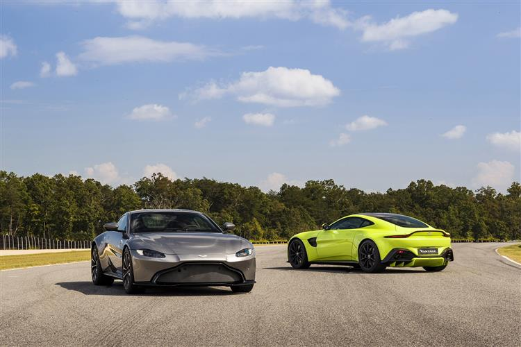 Aston Martin New Vantage Roadster - Uncompromising Performance Meets Pure Emotion image 5
