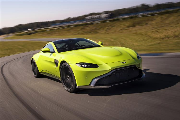 Aston Martin New Vantage Roadster - Uncompromising Performance Meets Pure Emotion image 9