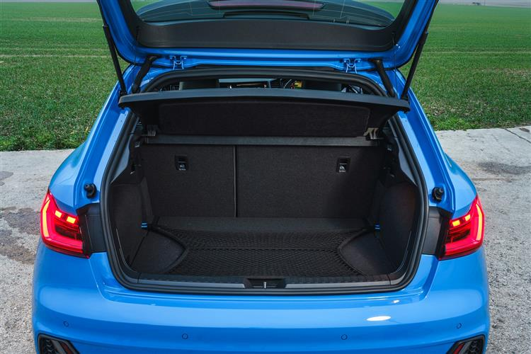 AUDI A1 SPORTBACK 30 TFSI 110 Black Edition 5dr S Tronic