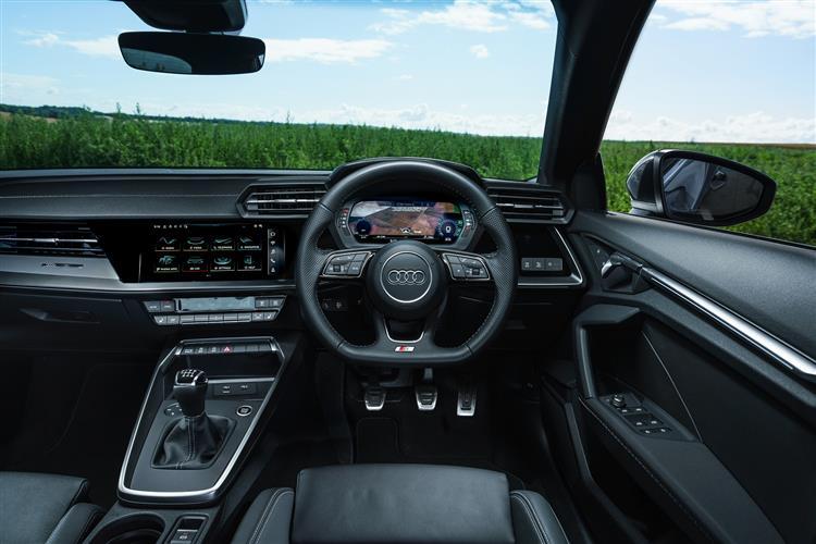 Audi A3 30 TFSI Technik 5dr