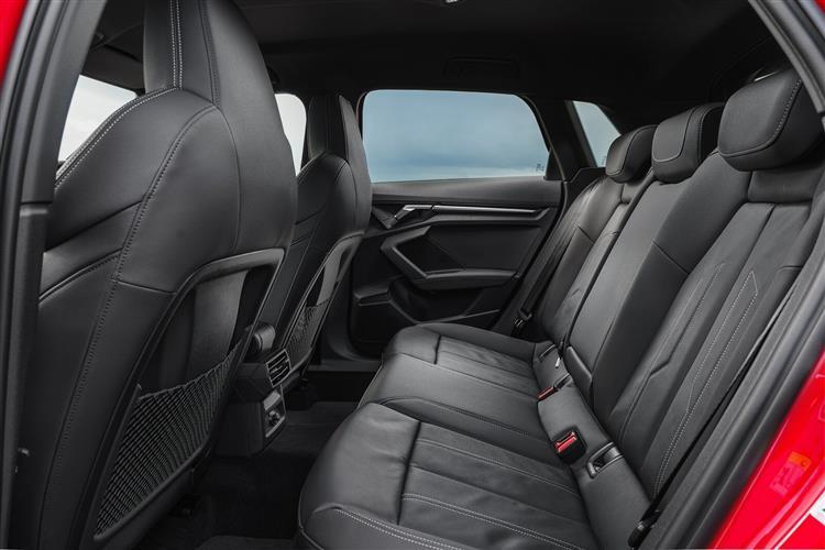 Audi A3 40 TFSI e S line 5dr S Tronic[C+S] [17 inch Alloy] Hatchback