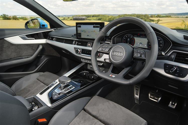 Audi A4 40 TDI 204 Quattro Vorsprung 4dr S Tronic