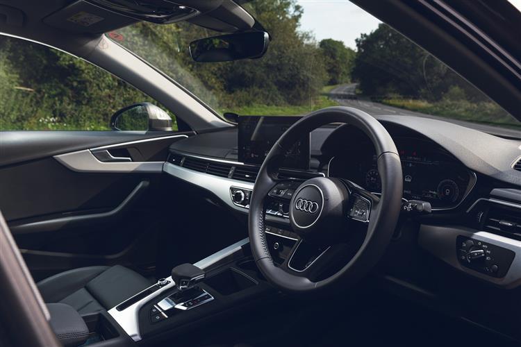 Audi A4 35 TFSI Black Edition 4dr S Tronic [Comfort+Sound]