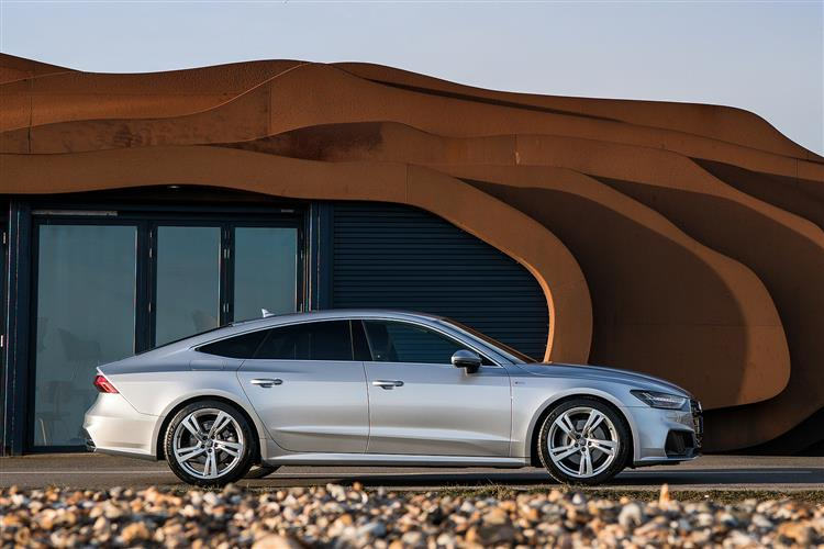 Audi A7 50 TDI Quattro Sport 5dr Tip Auto [Comfort+Sound] Diesel Hatchback