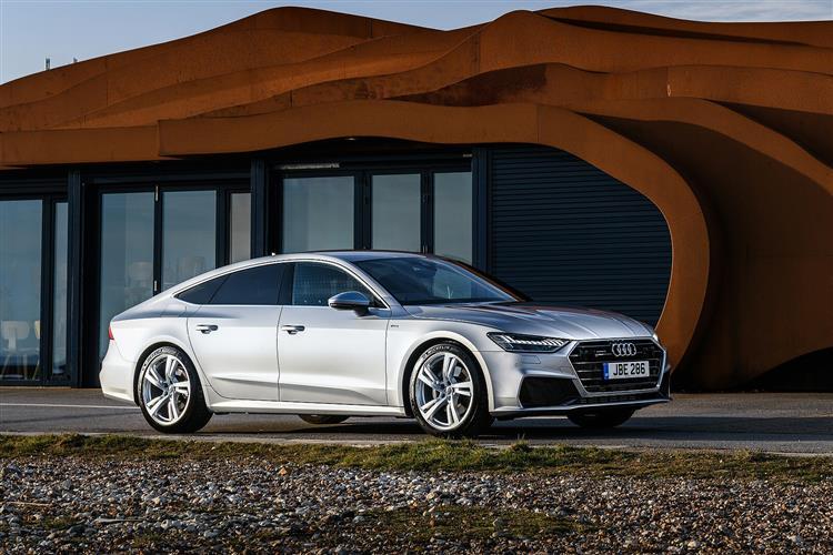 Audi RS 7 SPORTBACK RS 7 TFSI Quattro 5dr Tiptronic [Comfort + Sound]
