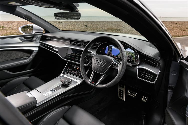 Audi A7 55 TFSI Quattro S Line 5dr S Tronic