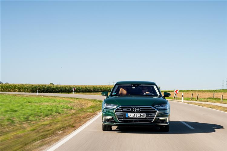 Audi A8 L 60 TFSI e Quattro Sport 4dr Tiptronic Saloon
