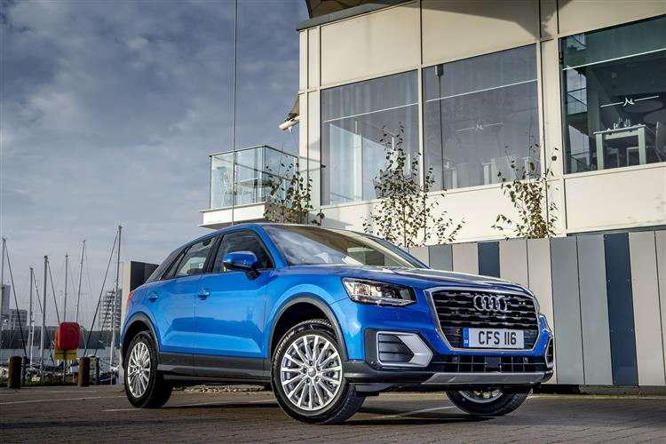 Audi Q2 DIESEL ESTATE 30 TDI Sport 5dr [Tech pack]
