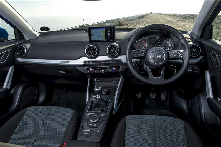 Audi Q2 35 TFSI Sport 5dr [C+S]