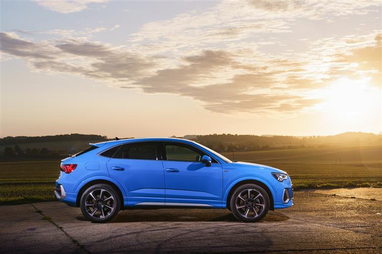 New Audi Q3 Sportback review
