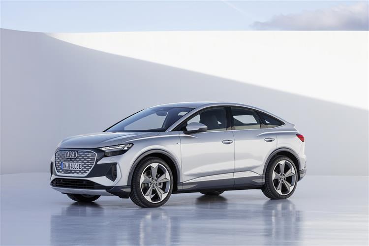 Audi Q4 e-tron 220kW 50 Quattro 82.77kWh Edition1 5dr Auto [Tech] Electric Estate