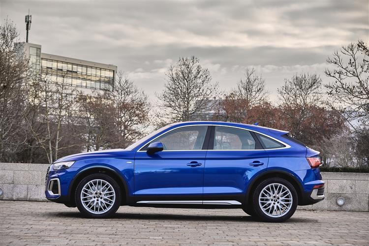 Audi Q5 40 TDI Quattro S Line 5dr S Tronic Diesel Estate