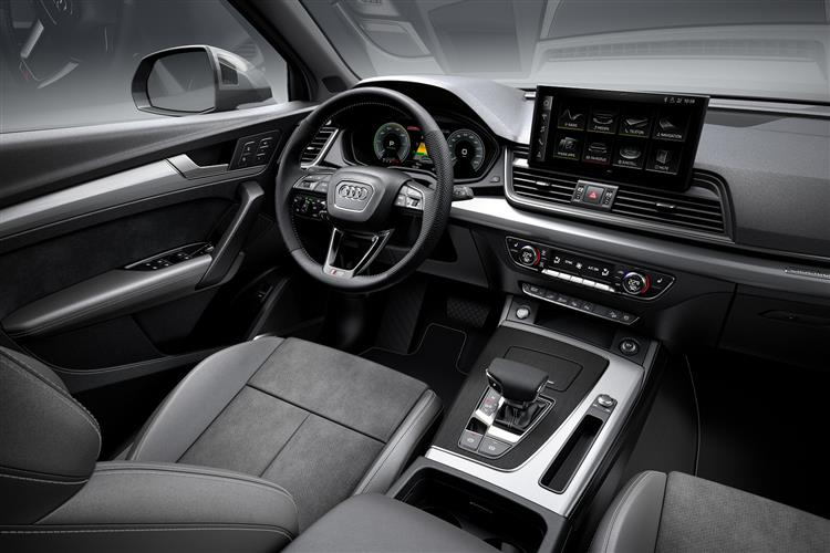 Audi Q5 55 TFSI e Quattro Competition 5dr S Tronic Estate