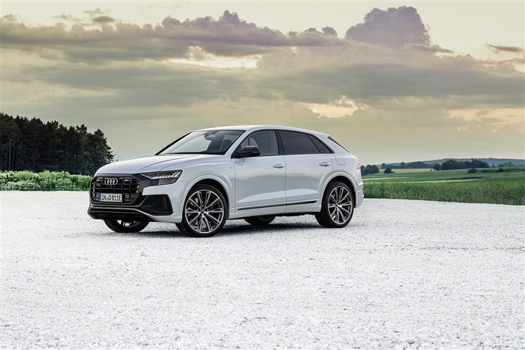 Audi Q8 55 TFSI Quattro Vorsprung 5dr Tiptronic Petrol Estate
