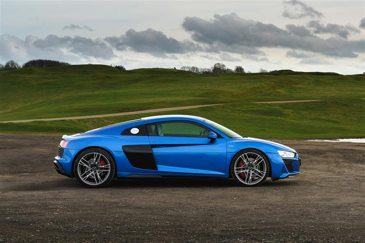 New Audi R8 review