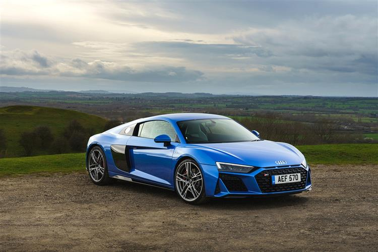 Audi R8 COUPE 5.2 FSI V10 Quattro Performance 2dr S Tronic