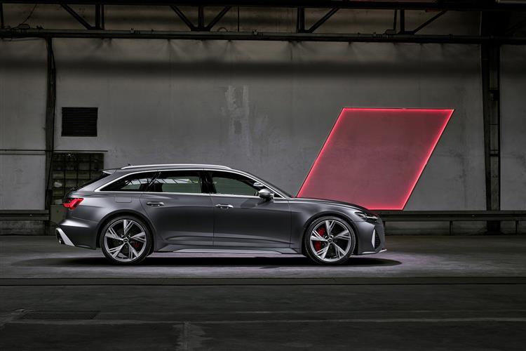 Audi RS6 RS 6 TFSI Quattro 5dr Tiptronic [Comfort+Sound] Petrol Estate