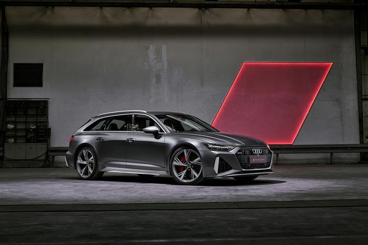 Audi RS6 RS 6 TFSI Quattro 5dr Tiptronic