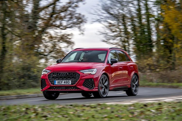 Audi RS Q3 TFSI Quattro 5dr S Tronic Petrol Estate