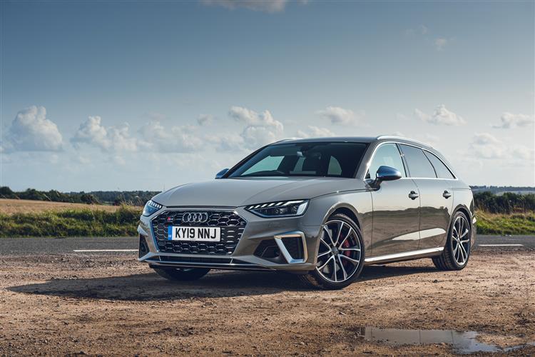 Audi A4 Avant 35 Tfsi S Line 5dr Comfort Sound Lease Deals