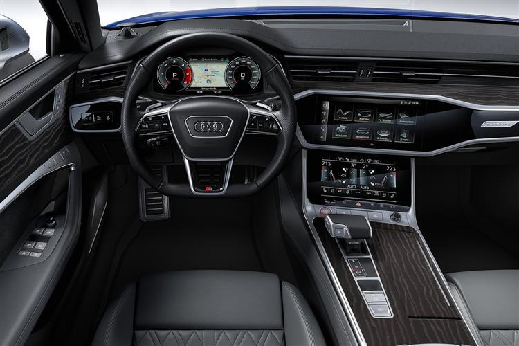 Audi A6 S6 TDI 344 Quattro 5dr Tip Auto [Comfort+Sound] Diesel Estate