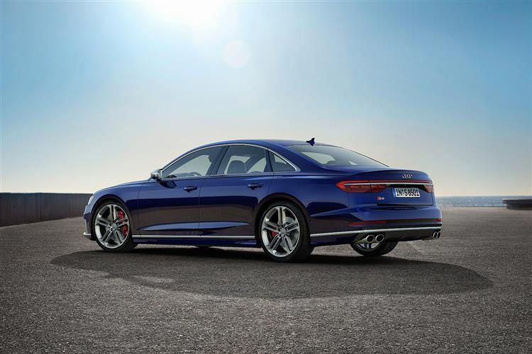 Audi A8 S8 Quattro Black Edition 4dr Tiptronic Petrol Saloon