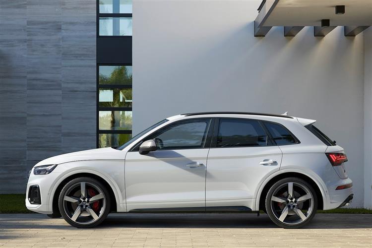 Audi Q5 SQ5 TDI Quattro 5dr Tiptronic [C+S] Diesel Estate