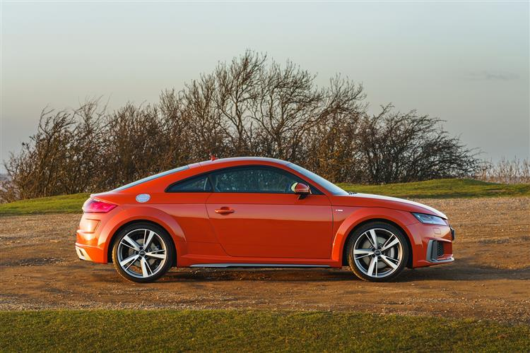 AUDI TT COUPE 40 TFSI Sport Edition 2dr S Tronic [Tech Pack]