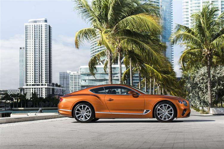 CONTINENTAL GT COUPE Image