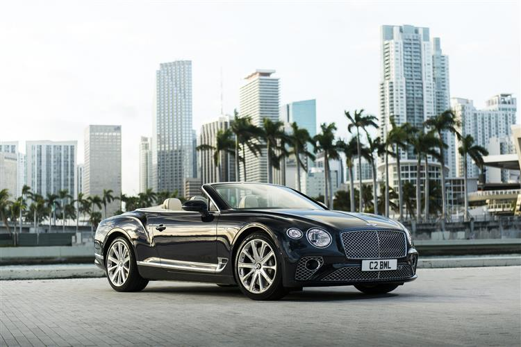 Bentley New Continental GT V8 - Breathtaking performance and elegant design image 5