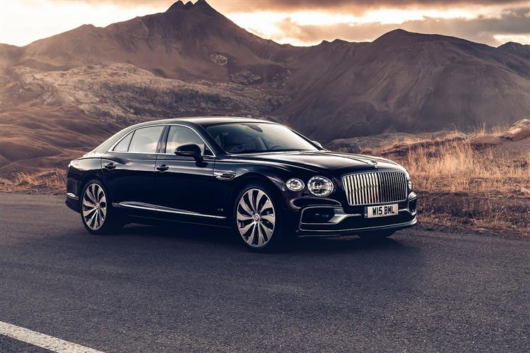 FLYING SPUR SALOON Image