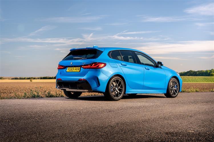 BMW 1 Series 118i [136] M Sport 5dr Petrol Hatchback
