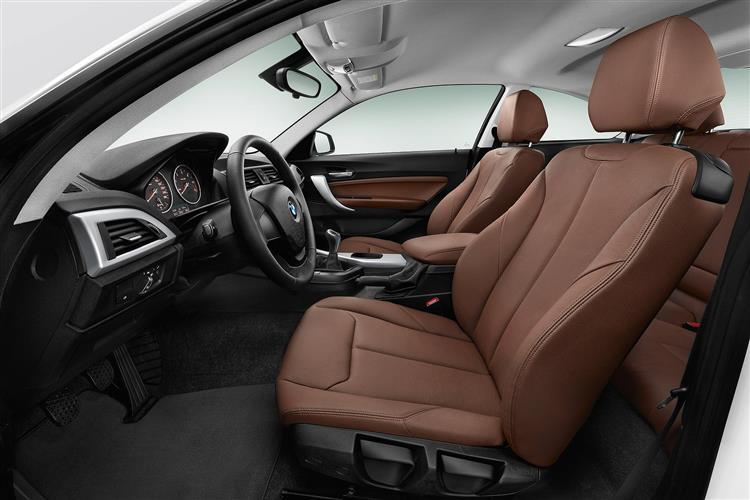 BMW 2 SERIES 218i M Sport 2dr [Nav] Step Auto